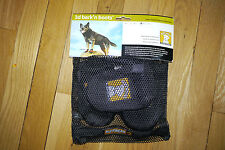 RUFFWEAR 3D Bark'n Boots Year-Round Paw Protection (Size:M/Black) Dog Shoes