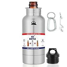 The Original Beer Cooler Ice2bottle Cold Beer Beer Keeper Stainless Steel Bottle