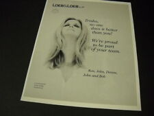 TRISHA YEARWOOD No One Does It Better Than You 2001 PROMO POSTER AD mint cond