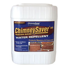 ChimneySaver WATER-BASE Water Repellent -3 Gallons NEW - w/Free UPS SHIPPING