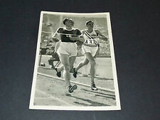 LOS ANGELES 1932 J.O. OLYMPIC GAMES OLYMPIA 5000 M LEHTINEN SUOMI FINLAND HILL