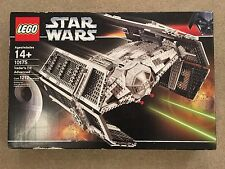 Lego Star Wars 10175 Darth Vader's TIE Advanced Fighter UCS RARE & NEVER OPENED
