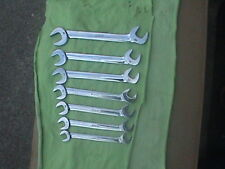 Snap on tools metric 7 piece 4 way offset at 30° and 60° angle head wrenches VSM