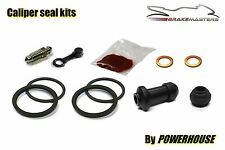 Honda CB 750 Nighthawk 91-00 front brake caliper seal repair kit 1991 1992 1993