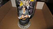 "Borderlands Handsome Jack Bust 7"" Limited Edition Porcelain Statue Figure"