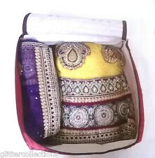 LEHENGA AND LANCHA COVER, HEAVY DRESS ORGANIZER, HEAVY SAREE COVER
