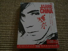 Jean Michel Jarre Jarre in China 2 x DVD + CD - Neuwertig