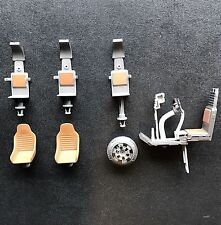 Star Wars Legacy Millennium Falcon Parts Cockpit Chair Set of 4 Gunner Seat Lot