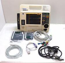 Defibrillateur PhysioControl Lifepak 12 avec CO2, SPO2, NIbp, ECG, Pacer Analyse