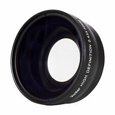 58MM HD Wide Angle Lens + MACRO LENS for Fujifilm X-T1 X-E1 X-E2 X-M1 18-55mm
