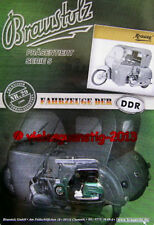 Braustolz DDR PKW-Modell Krause Duo - Nr. 29