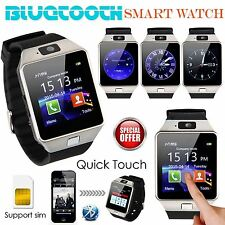 Nuevo DZ09 Bluetooth Reloj Inteligente para Android Smart Phones Support SIM Ranura
