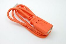 USB Data Extension Cable/Cord/Lead For Samsung Camcorder HMX-E10 BN E10ON E10WN
