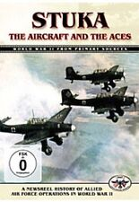 Stuka - The Aircraft And The Aces (DVD, 2010) Brand new and sealed
