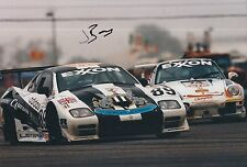 Julian Bailey Hand Signed Lister Storm 12x8 Photo Le Mans.