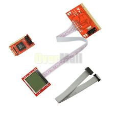Laptop PC Computer PCI Motherboard Diagnostic Tester Analyzer Post Card USA