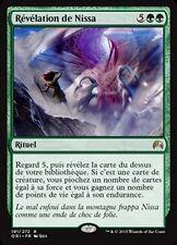 MTG Magic ORI FOIL - Nissa's Revelation/Révélation de Nissa, French/VF