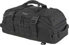 "Maxpedition MXPT1355B Solo Duffel Adventure Bag Black 10""x7""x19"""