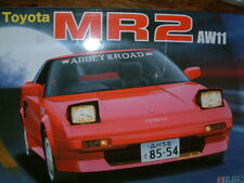 TOYOTA MR2 MK1 AW11. 1/24 KIT IN PLASTICA, FUJIMI