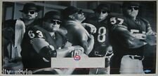 In the Trenches, 1989 Classic Chicago Bears Poster  mint condition