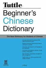 Beginner's Chinese Dictionary: [Fully Romanized] Tuttle Language Library