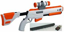 NEW PS3 Cabela's Top Shot Elite Rifle GUN w/Dongle/Bar Dangerous Hunts 2011 2013
