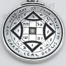PENTACLE VENUS Talisman ATTAIN LOVE Pendant Magic Solomon Seal Amulet Necklace