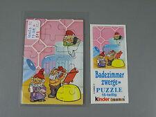 PUZZLE: Badezimmerzwerge o.r. + BPZ