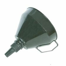 Large 160mm  Funnel With Filter For Oil, Water, Fuel, Diesel, Petrol, Kitchen