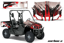 Yamaha Rhino 700/660/450 Graphic Kit Wrap AMR Racing Decal UTV Parts 04-12 Car R