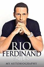 #2sides: Rio Ferdinand - My Autobiography, By Rio Ferdinand,in Used but Acceptab