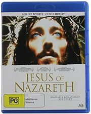 Jesus Of Nazareth (2016, REGION A Blu-ray New)