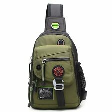 Nicgid Sling Bags Chest Shoulder Backpack Outdoor Hiking Bike Daypack Crossbody