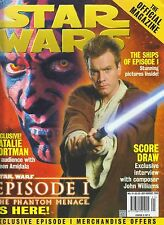 Star Wars The Official Magazine, Titan No.21, 1999 Cover #2 #B212