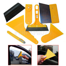Car Vehicle Window Vinyl Film Wrap Application Installation Tools Kit Set fo4y