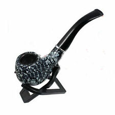 Retro Marble Stone Style Tobacco Cigarette Cigar Pipes Smoking Pipe Durable Gift