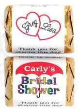120 WEDDING BRIDAL SHOWER FAVORS CANDY WRAPPERS