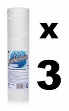 "3 x 1micron sediment filter 10"",water filter,Reverse osmosis,RO."
