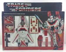 Jetfire G1 Transformer Complete Boxed with Instructions  [JFMA2]