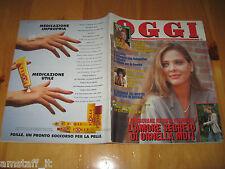 OGGI 1993/25=ORNELLA MUTI=SYLVESTER STALLONE=MIGUEL BOSE'=SOSIA LIZ TAYLOR=
