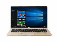 "NEW LG gram 15.6"" Ultra-Slim Laptop 8GB 512GB SSD i7-6500U IPS 15Z960 GOLD"