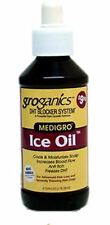 Groganics DHT Ice Oil Scalp Moisturizer, 4 oz