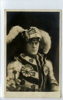 (Gi360-376) Real Photo of Theatre Star, George Alexander 1906 G-VG, Rotary 3031