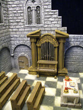 Organ Unpainted Resin Thomarillion Terrain Dwarven Forge D&D