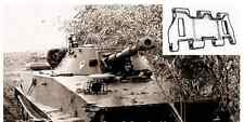 ASSEMBLED METAL TRACKS FOR PT-76, BTR-50, ASU-85 1/35 SECTOR35 3557-SL