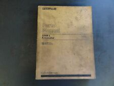 Caterpillar 330B L Excavator Parts Manual  SEBP2437