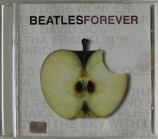 BEATLES FOREVER CD ONLY MADE IN BRAZIL 1st PRESSING 2002 LET IT BE - YESTERDAY