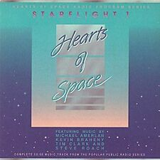Starflight 1 by Various Artists (Cassette, 1986, Hearts of Space)