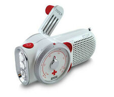 Eton American Red Cross Rover Self-Powered Weather Radio ARCPT200W Brand  New
