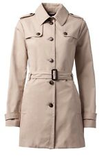 Tommy Hilfiger women's Heritage Trench Coat Beige size L